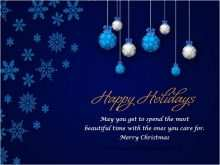 31 Microsoft Word Christmas Card Templates Free in Word with Microsoft Word Christmas Card Templates Free