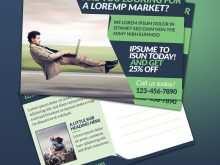 31 Online Postcard Handout Template With Stunning Design by Postcard Handout Template