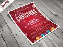 31 Report Christmas Invitation Flyer Template Free Layouts with Christmas Invitation Flyer Template Free