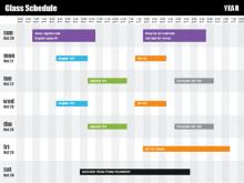 31 Report School Schedule Template Xls Maker by School Schedule Template Xls