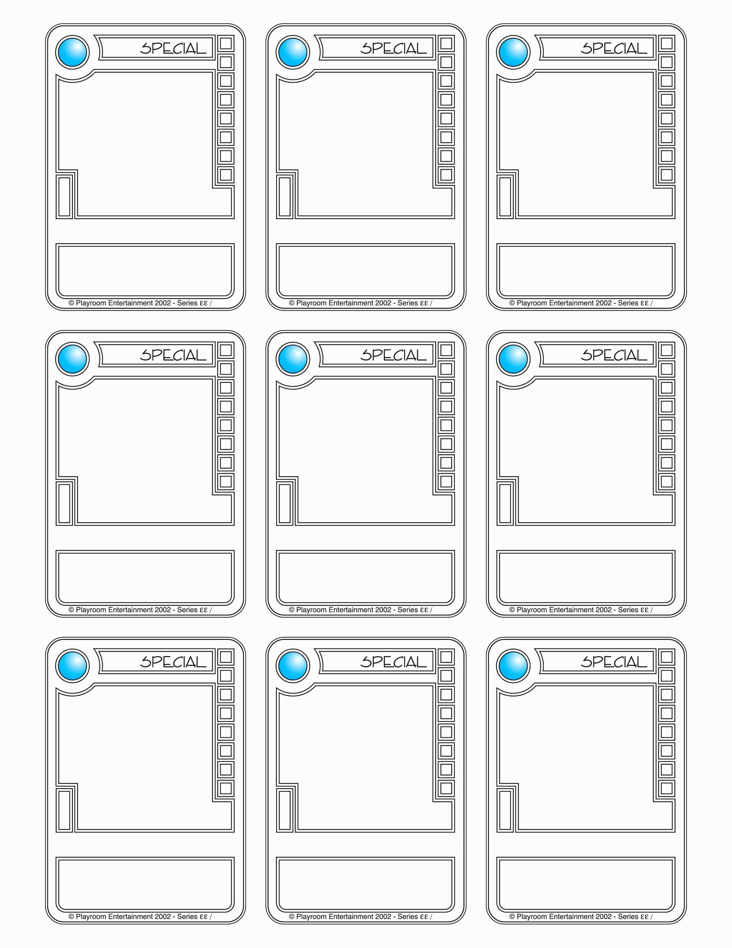 21 Report Word Template Card Game Layouts with Word Template Card Within Template For Game Cards