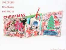 31 Standard 4 Fold Christmas Card Template Formating for 4 Fold Christmas Card Template