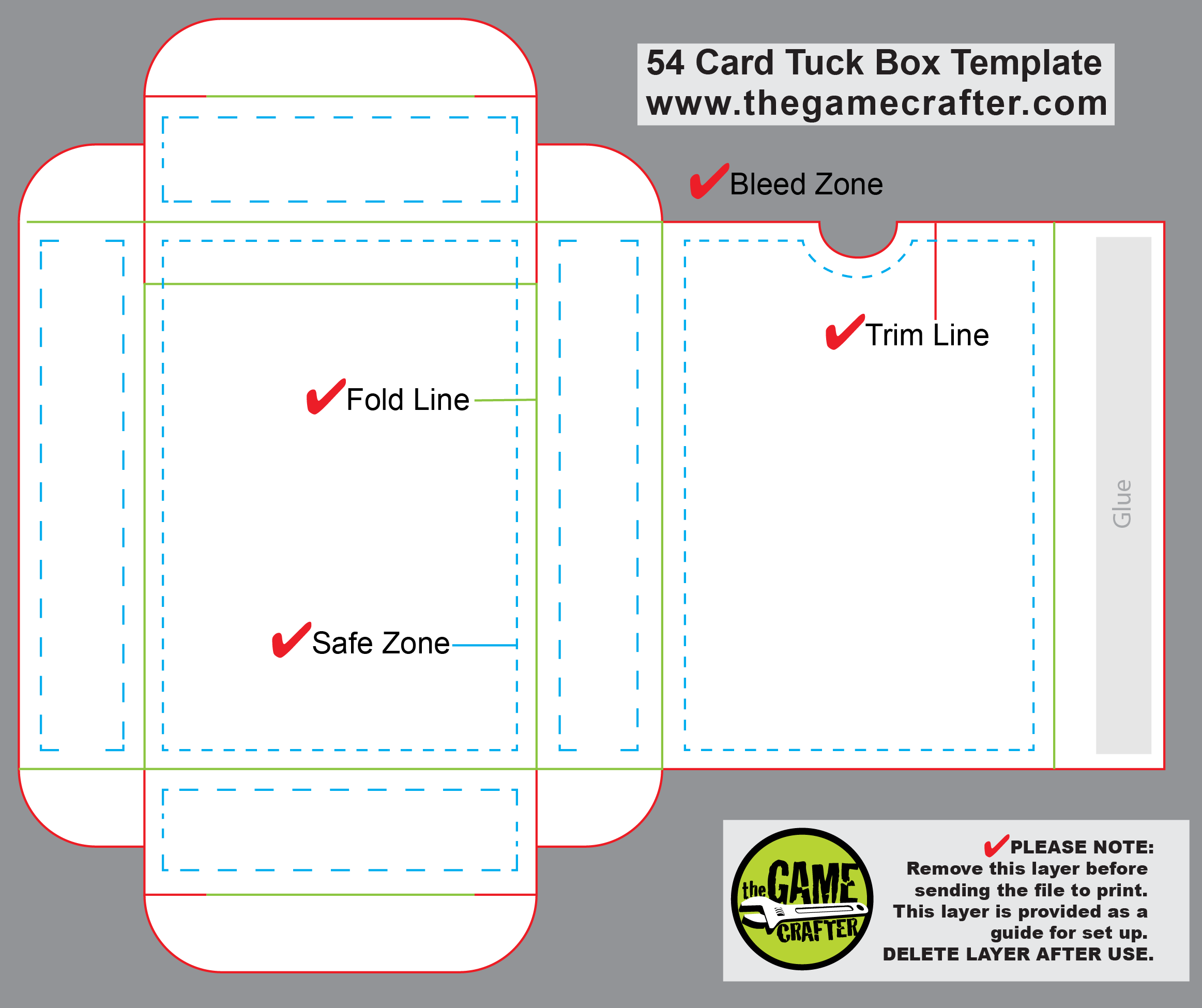 21 Standard Box In A Card Template Maker with Box In A Card Intended For Card Box Template Generator