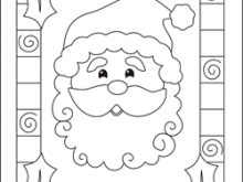 31 Standard Christmas Card Colouring Templates Free Photo with Christmas Card Colouring Templates Free