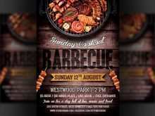 31 Visiting Bbq Flyer Template Maker by Bbq Flyer Template