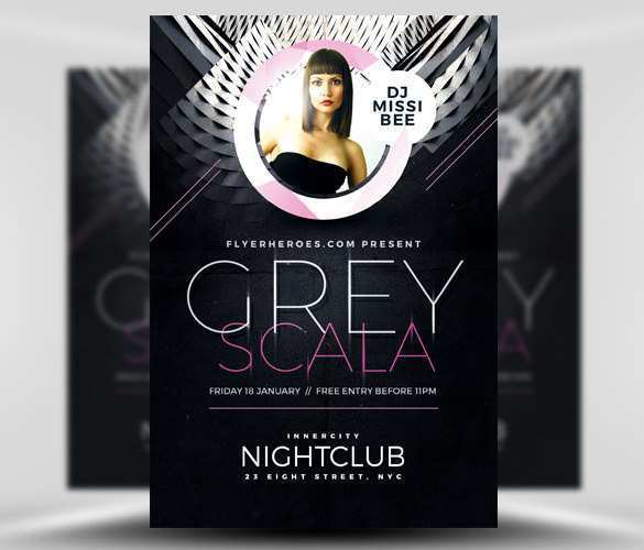 31 Visiting Free Flyer Templates Psd Templates by Free Flyer Templates Psd
