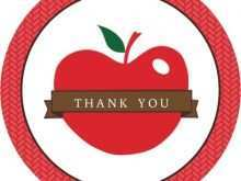 32 Best Apple Thank You Card Template With Stunning Design for Apple Thank You Card Template
