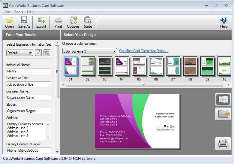 32 Best Business Card Template Software Download Free Layouts by Business Card Template Software Download Free