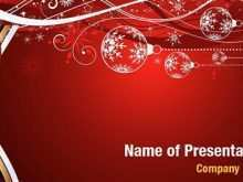 32 Blank Christmas Card Templates Powerpoint With Stunning Design for Christmas Card Templates Powerpoint