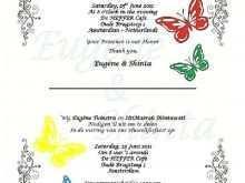 32 Blank Invitation Card Format In Gujarati For Free for Invitation Card Format In Gujarati