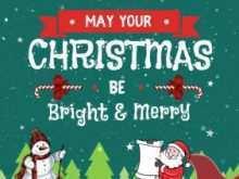 32 Create Christmas Card Animation Template Photo with Christmas Card Animation Template