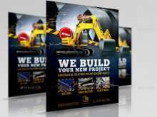 32 Create Construction Flyer Template Formating by Construction Flyer Template