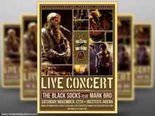 32 Creating Concert Flyer Template in Word for Concert Flyer Template