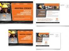 Postcard Template For Publisher