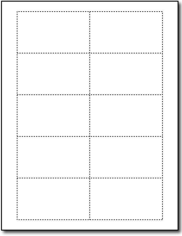 32 Creative Avery A4 Business Card Template Formating by Avery A4 Business Card Template