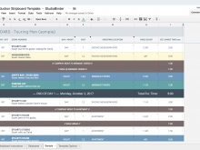 32 Creative Website Production Schedule Template in Photoshop by Website Production Schedule Template