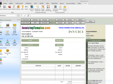 32 Customize Employee Invoice Template Excel with Employee Invoice Template Excel