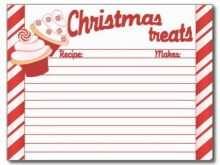 Christmas Recipe Template from legaldbol.com