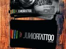 32 Customize Our Free Tattoo Business Card Template Download for Ms Word with Tattoo Business Card Template Download