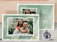 32 Format Christmas Card Template 2 Photos Templates with Christmas Card Template 2 Photos