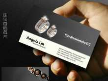 32 Free Business Card Jewelry Templates For Free for Business Card Jewelry Templates