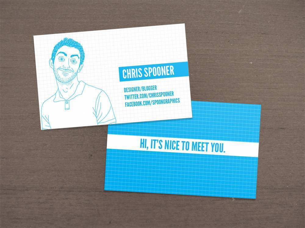 32 Free Printable Business Card Template Sketch in Photoshop by Business Card Template Sketch