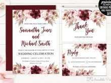 32 Free Printable Wedding Card Templates Pdf in Photoshop for Wedding Card Templates Pdf