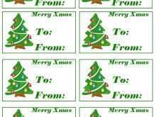 32 Online Christmas Card Label Template in Photoshop by Christmas Card Label Template