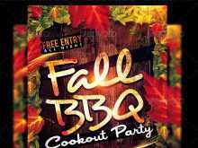 32 Printable Cookout Flyer Template Free for Ms Word with Cookout Flyer Template Free