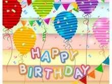 32 Report Birthday Card Template Sparklebox Maker for Birthday Card Template Sparklebox