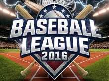 32 Standard Baseball Flyer Template Free Maker by Baseball Flyer Template Free