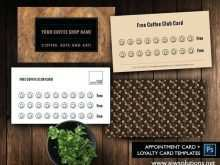 32 Standard Coffee Loyalty Card Template Free Download for Ms Word for Coffee Loyalty Card Template Free Download