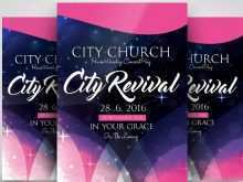 32 The Best Church Revival Flyer Template Free for Ms Word for Church Revival Flyer Template Free