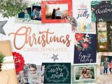 33 Best 3 Photo Christmas Card Template in Photoshop for 3 Photo Christmas Card Template