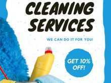 33 Blank Cleaning Flyers Templates Maker by Cleaning Flyers Templates