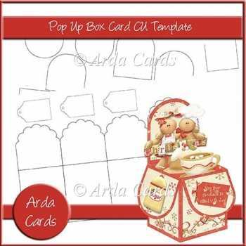 33 Create Box In A Card Template Formating with Box In A Card Template