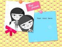 33 Creating Birthday Card Template For Best Friend For Free for Birthday Card Template For Best Friend