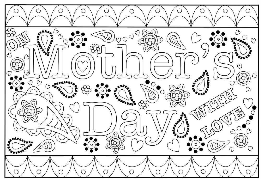 33 Creative Mothers Day Card Templates Printable Photo by Mothers Day Card Templates Printable