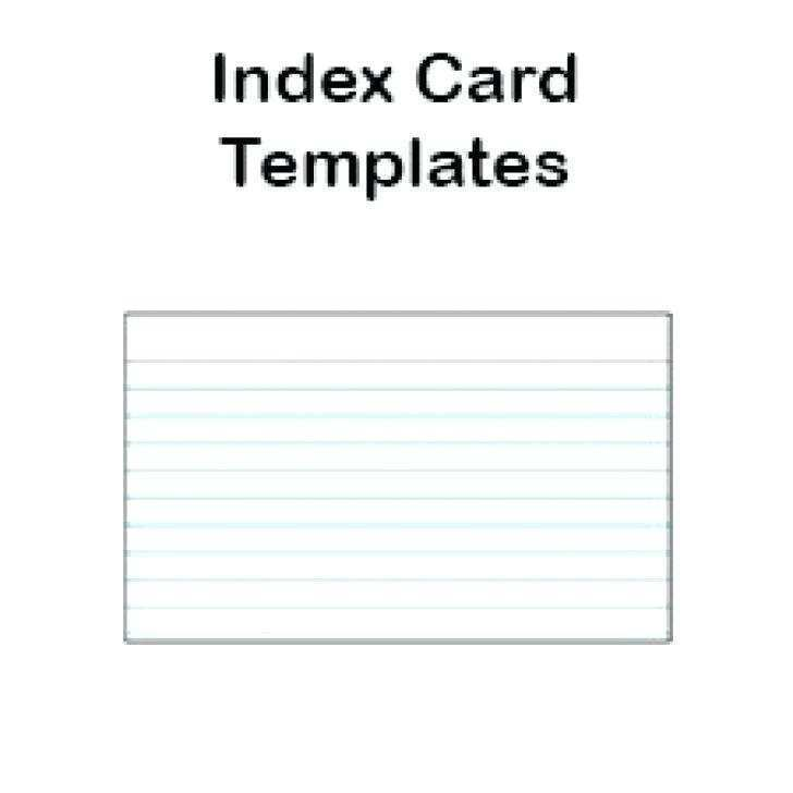 33 Customize 3X5 Index Card Template Word 2010 Download by 3X5 Index Card Template Word 2010