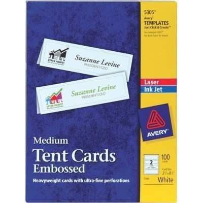 33 Customize Avery Medium Tent Card Template For Free for Avery Medium Tent Card Template