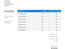 33 Customize Building Company Invoice Template Photo for Building Company Invoice Template
