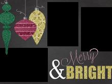 33 Customize Christmas Card Templates With Photos Free Download with Christmas Card Templates With Photos Free