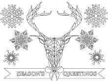 33 Customize Holiday Card Coloring Templates Templates by Holiday Card Coloring Templates