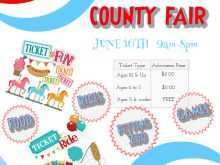 33 Customize Our Free County Fair Flyer Template in Word by County Fair Flyer Template