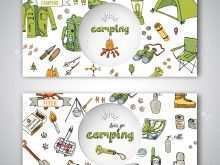 33 Format Camping Tent Card Template Layouts by Camping Tent Card Template