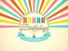Birthday Card Template Word 2013
