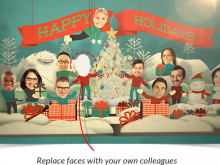 33 How To Create Email Christmas Card Template Uk Layouts by Email Christmas Card Template Uk