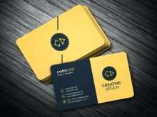 Business Card Box Design Templates Free