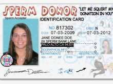33 Report American Id Card Template for Ms Word with American Id Card Template
