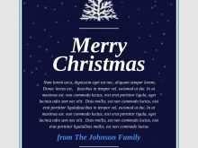 33 Standard Avery Christmas Card Template Templates by Avery Christmas Card Template